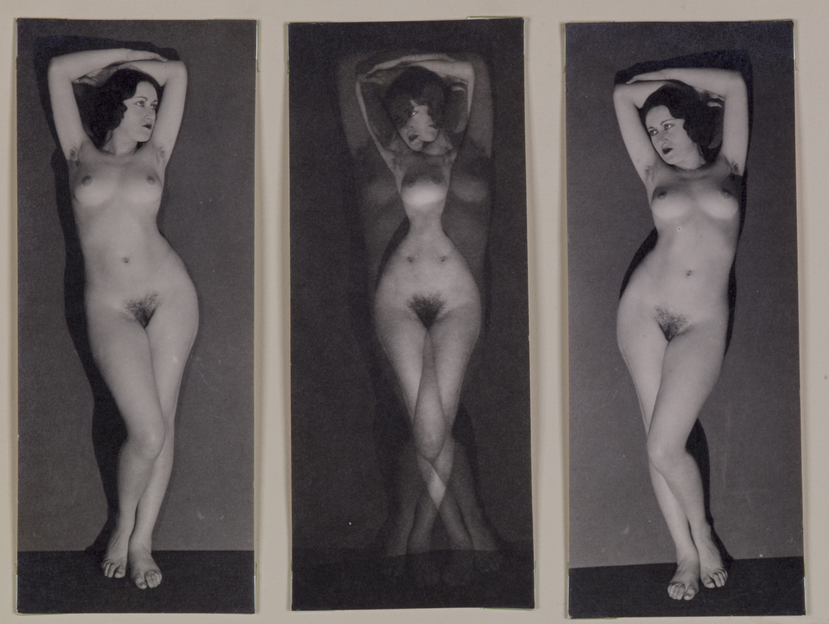 Man Ray - dall'album Models - 1920-40