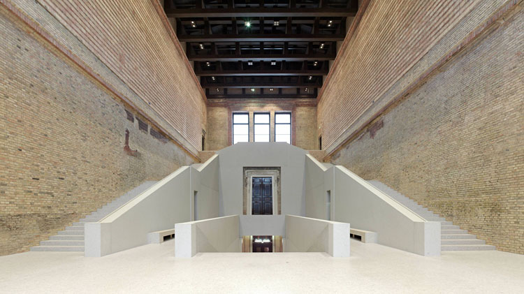 Il Neues Museum di Berlino di David Chipperfield (foto David Chipperfield Architects)