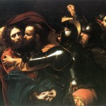 Caravaggio – Cattura di Cristo – 1602 – National Gallery of Ireland, Dublino