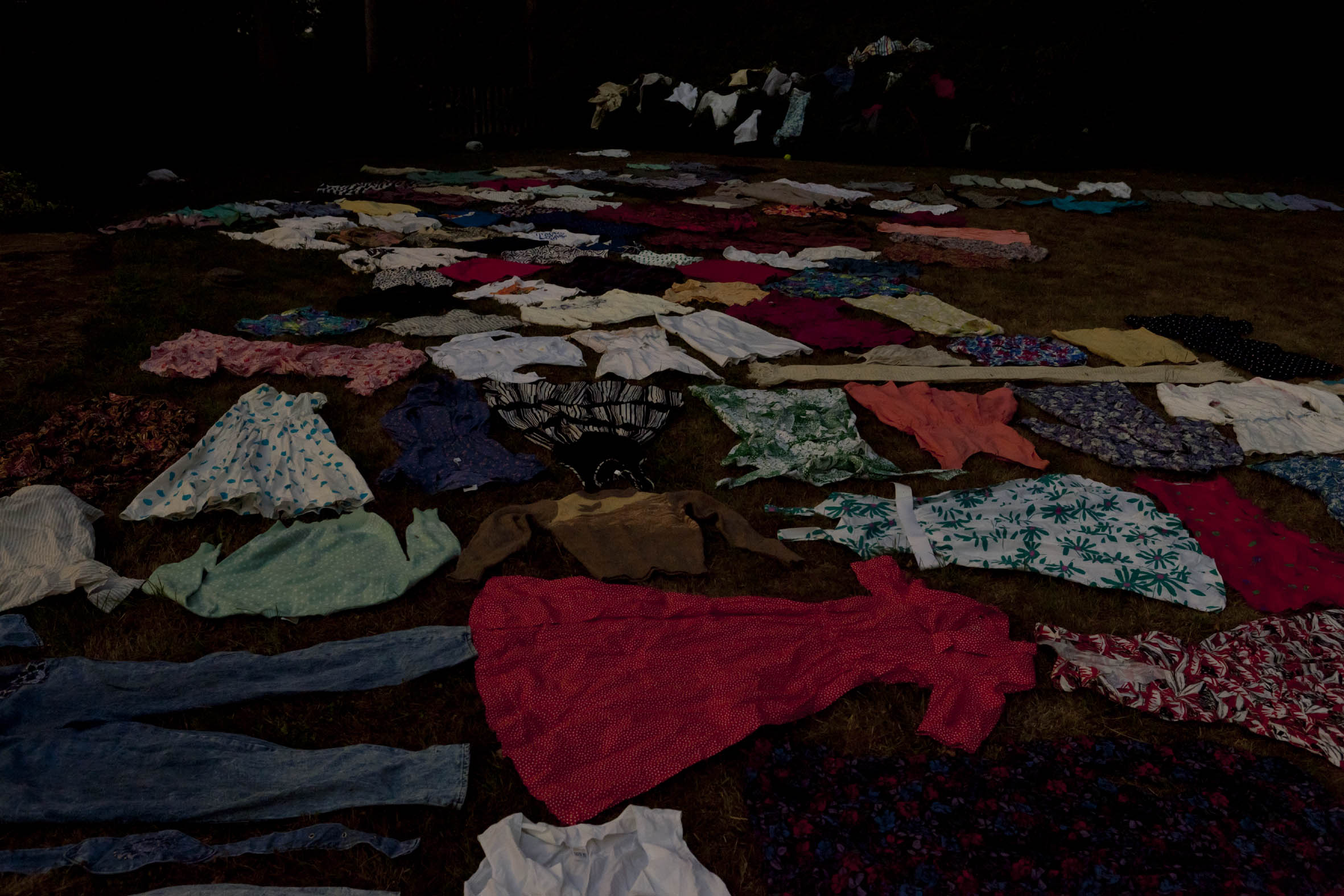 Léonie Hampton - These are not our clothes #1 - 2010