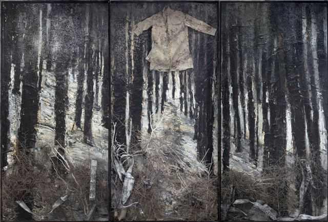 Anselm Kiefer - Humbaba - 2009 - ©Anselm Kiefer / courtesy White Cube, London