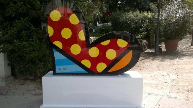 Romero Britto – For you