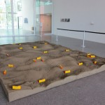 Miclos Onucsan - I re-place the horizontal of the water - 2011