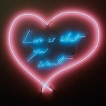 Tracey Emin - Love is What You Want - 2011 – photo Kerry Ryan