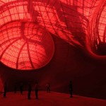 Anish Kapoor. The Leviathan. Grand Palais, Parigi