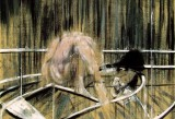 Francis Bacon – Crouching nude