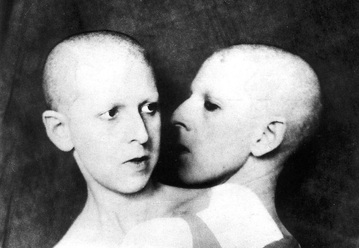 Claude Cahun - What do yuo want from me - 1928