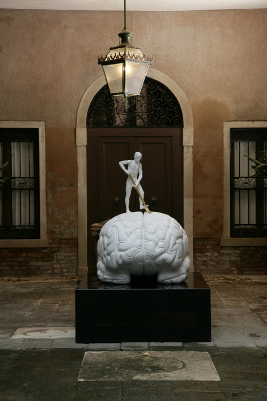 Jan Fabre - Anthropology of a planet