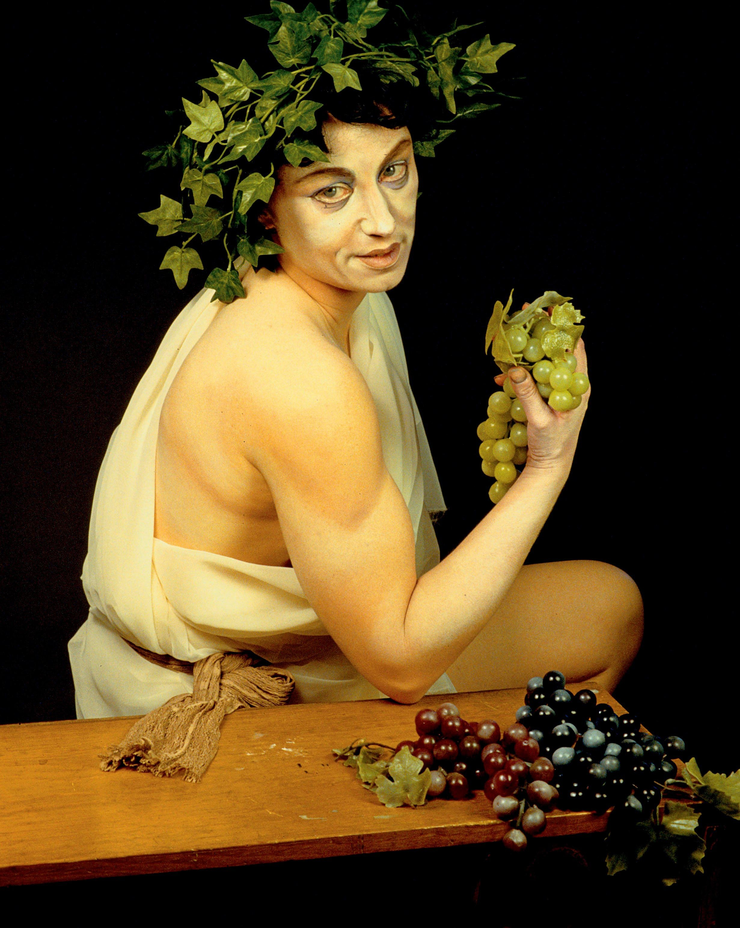 Cindy Sherman - Untitled - 1990 - coll. Thurn and Taxis - courtesy l'artista & Metro Pictures, New York