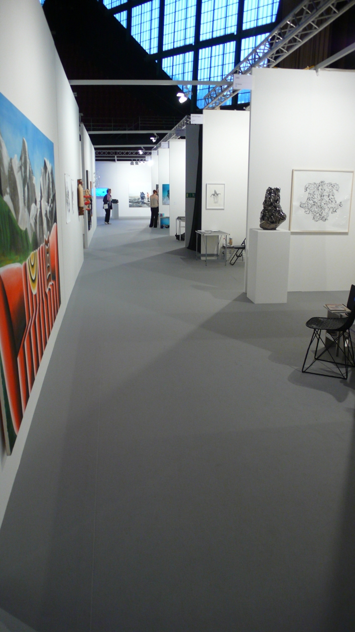 The solo project Fair – Basel 2011 3