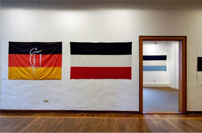 Daniel Knorr - Flags Of student leagues of Göttingen 1