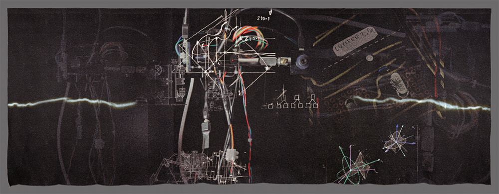 Manuel Franquelo - Palimpsest and Palindrome - 2011