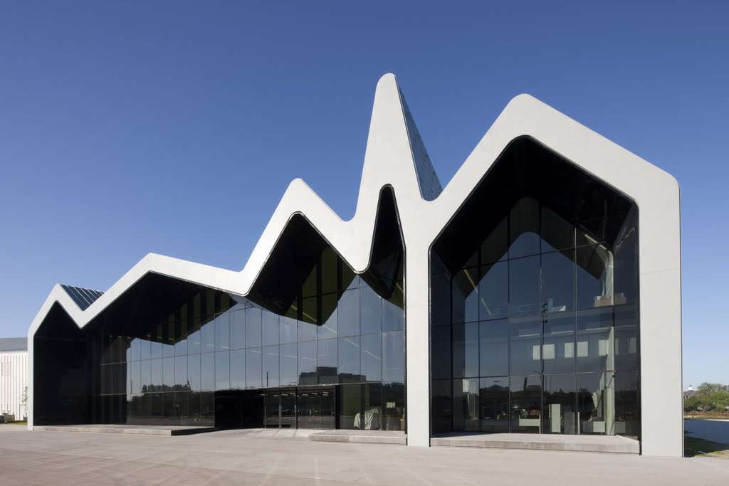 Riverside Museum_Zaha Hadid Architects_photo by McAteer Photograph_Alan McAteer