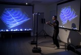 The Art of Bodymass / Dancing the Theremin - Herbert Gnauer (AT) in collaborazione con InnoC.at (AT), Happy Lab (AT), Joe Noname (AT), Doron Goldfarb (AT)  Regina Leibetseder-Lw
