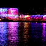 Ars Electronica Center (Linz)  Night Show  courtesy Cea (da flickr)