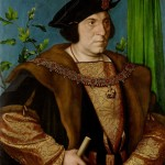 Hans Holbein il Giovane - Sir Henry Guildford - 1527 - The Royal Collection