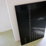 I know about creative block and I know not to call it by name - veduta della mostra presso la Lisson Gallery, Milano 2011