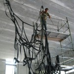 backstage 'Contractions' - Michelangelo Penso