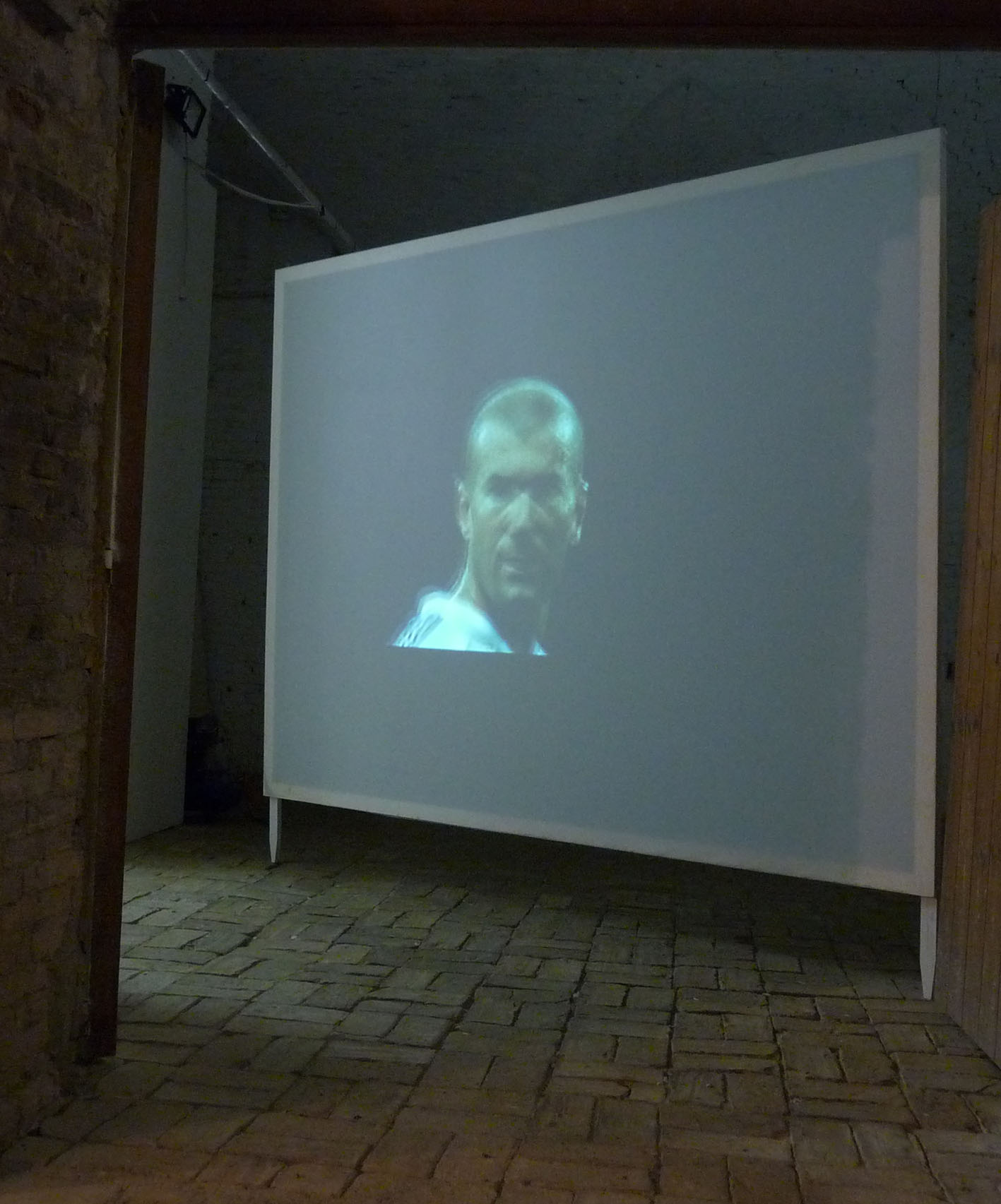 Douglas Gordon & Philippe Parreno - Zidane - 2006