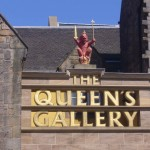 The Queen's Gallery, Palace of Holyroodhouse, Edimburgo