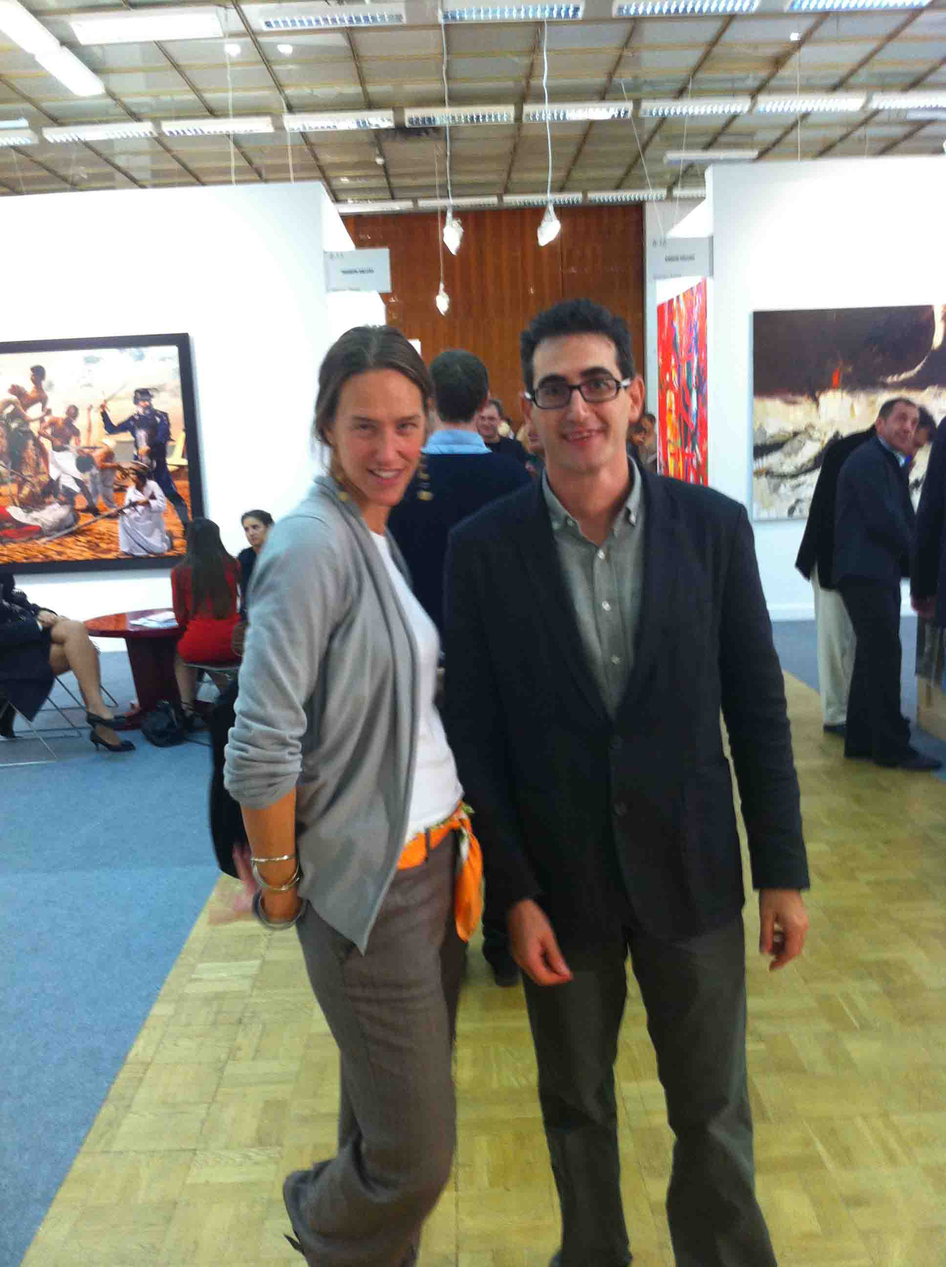 Art Moscow 2011 19