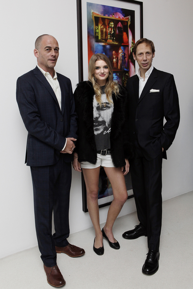 Gagosian Gallery - Dino Chapman, Lily Donaldson and Nick Knight