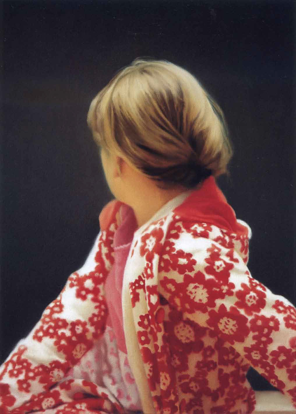 Gerhard Richter, Betty, 1988