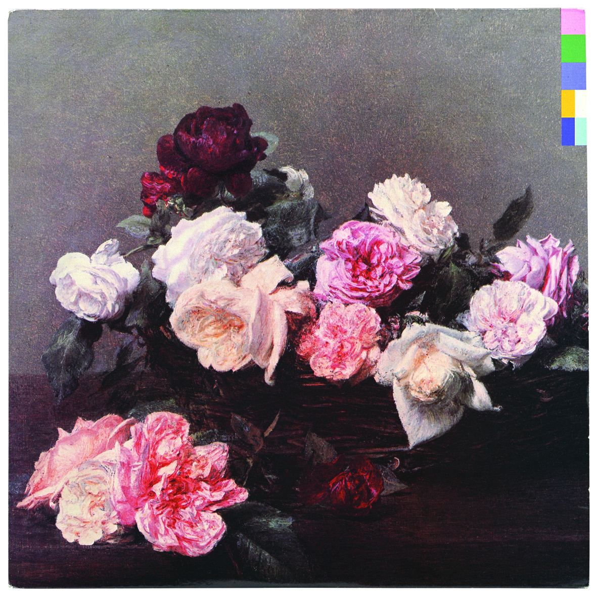 New Order - Power, Corruption, and Lies - cover di Peter Saville