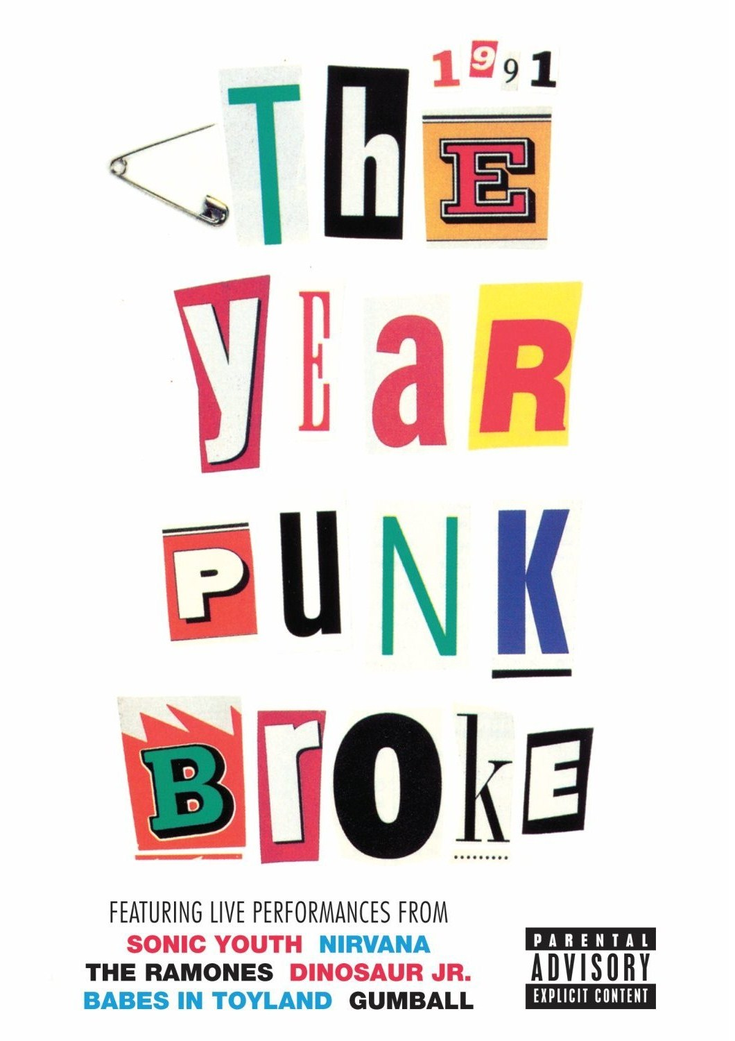 1991: The Year Punk Broke - 2011