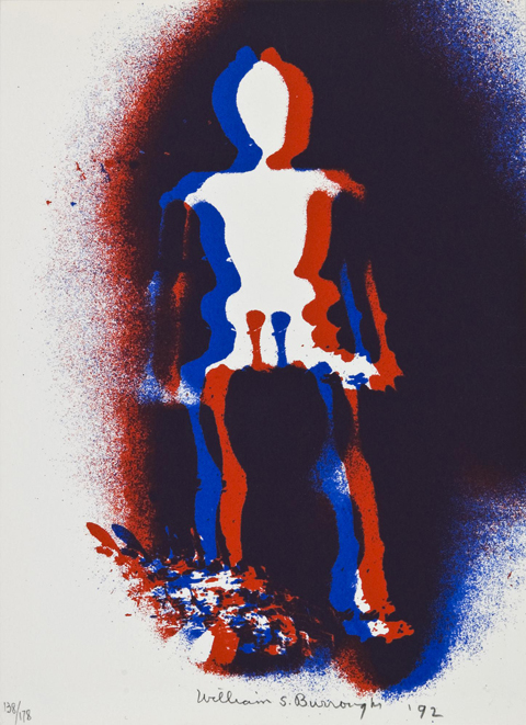 William S. Burroughs - X-Ray Man - 1992