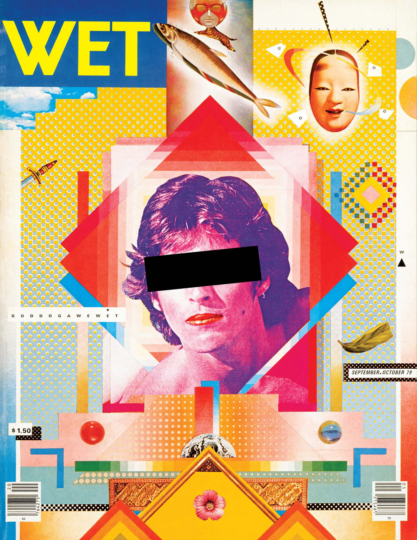 WET magazine - April Greiman and Jayme Odgers