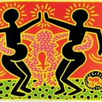keith haring - untitled 4