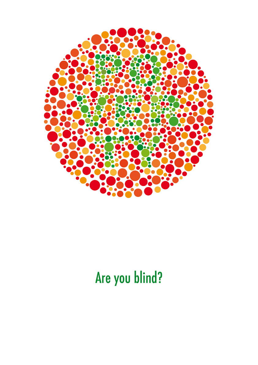 Anna Münchmeyer - Are you blind?