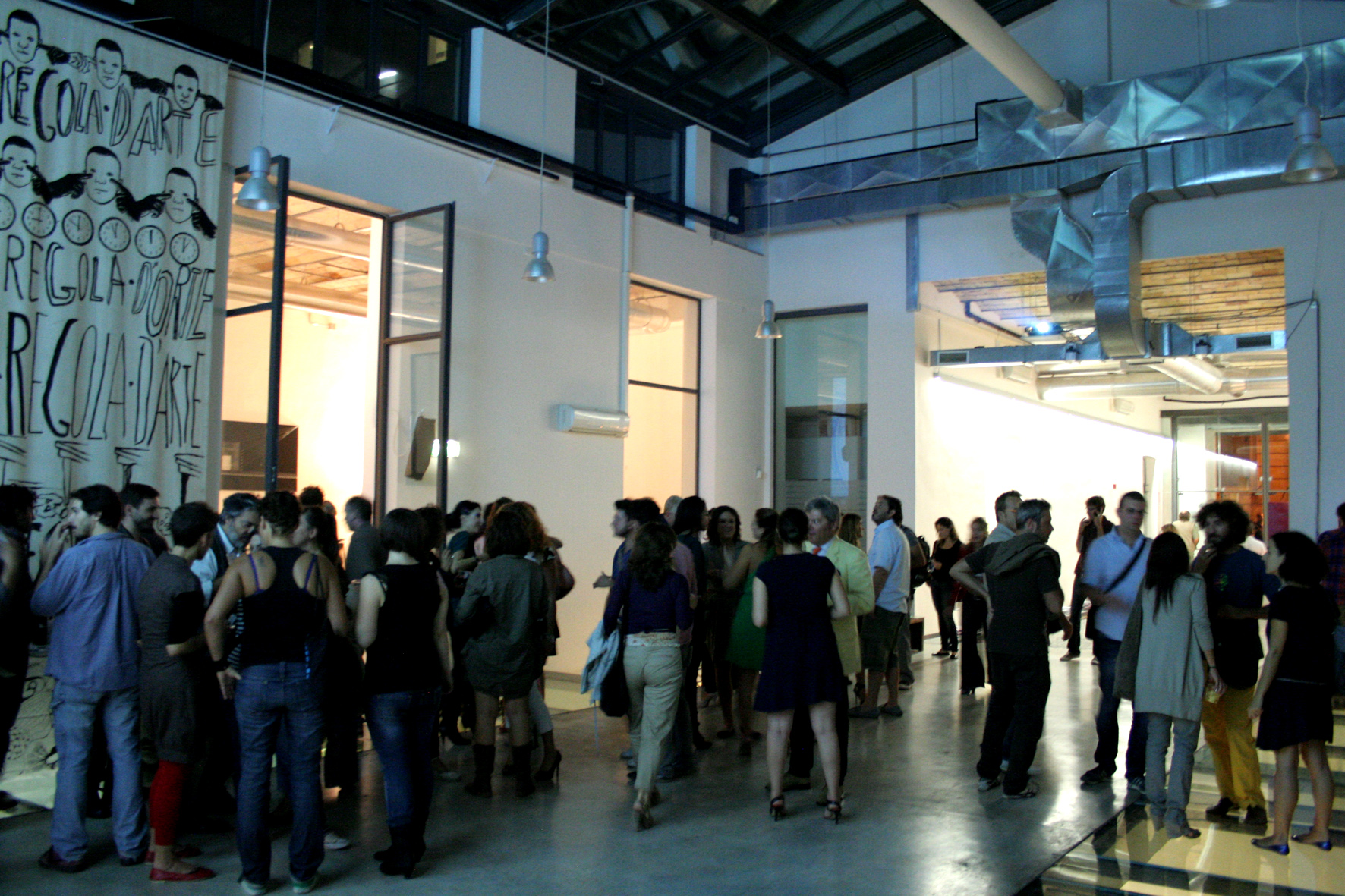 Artribune e Romaeuropa - Try the impossible party 8