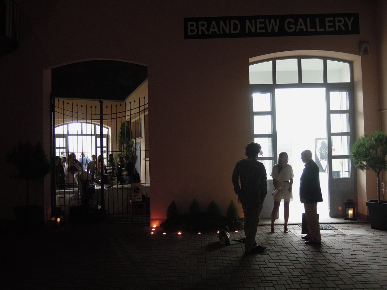 Brand New Gallery, Milano 2011