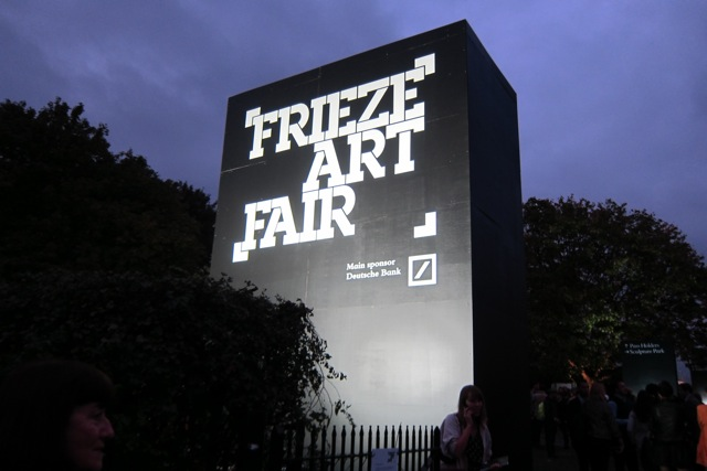 .Frieze Art Fair.