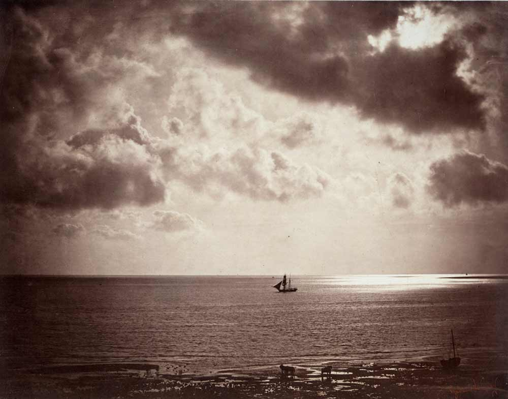 Gustave Le Gray, The brig, 1856