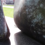 Henry Moore, Knife Edge Two Pieces