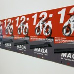 When the impossible happens - veduta della mostra presso il MAGa, Gallarate 2011