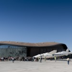 Spaceport America - Foster+Partners (photo by Nigel Young)