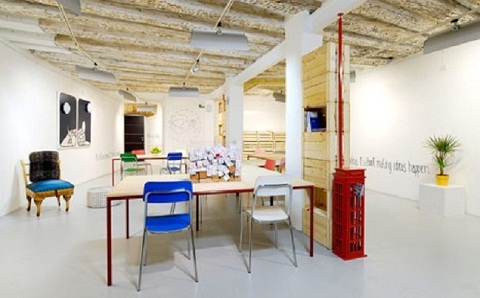 HUB Rovereto - Interno
