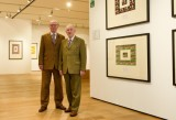 Gilbert &amp; George - The Urethra Postcard Pictures - Pinacoteca Agnelli, Torino 2011