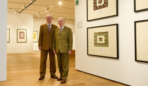 Gilbert & George - The Urethra Postcard Pictures - Pinacoteca Agnelli, Torino 2011