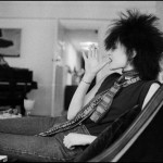 Michael Puttland - Siouxie in her friend apartment - 1980