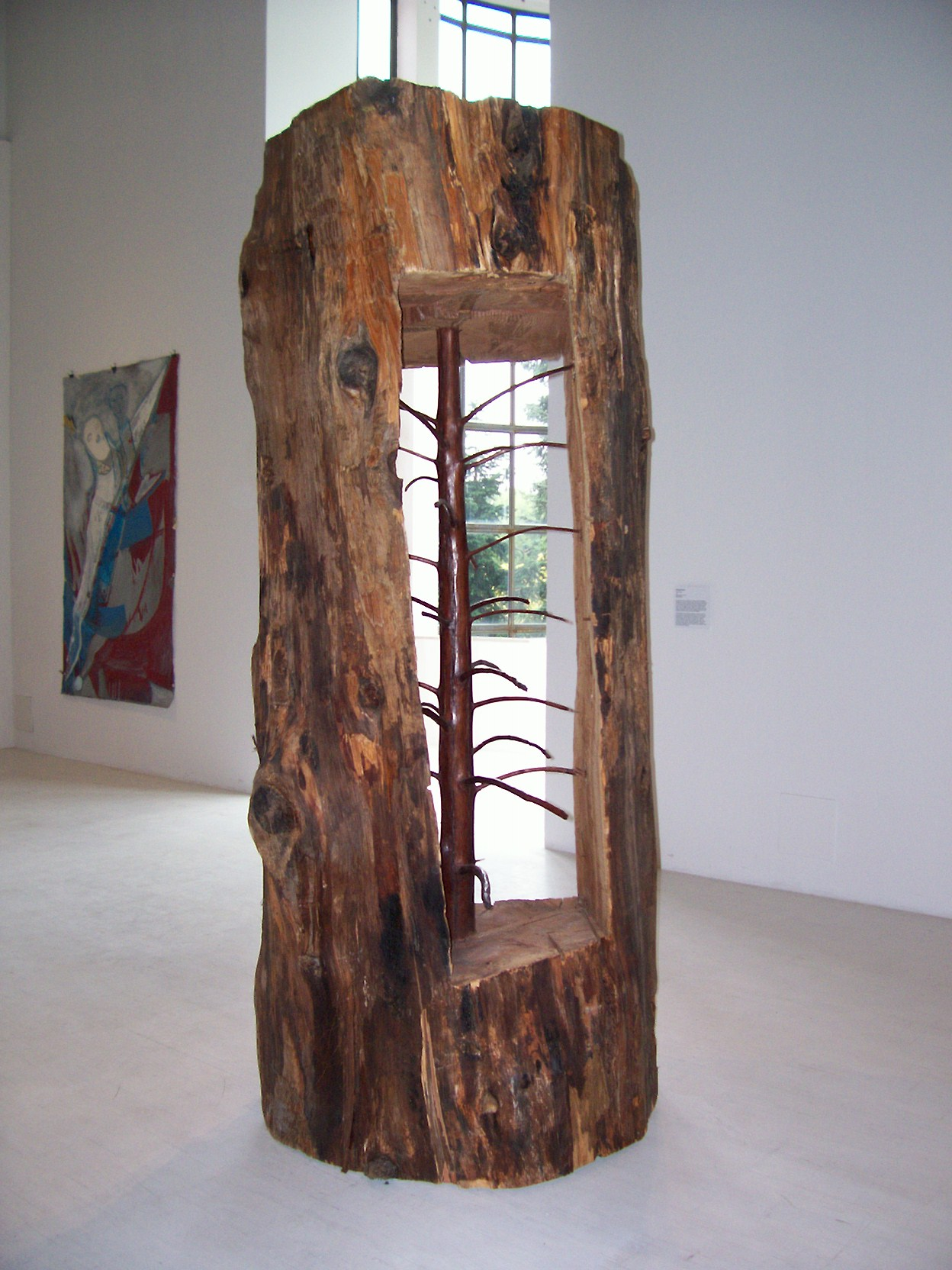 1000 images about giuseppe penone on pinterest for Piattaie arte povera