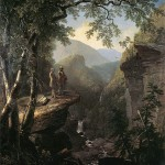 Asher Brown Durand - Kindred Spirits
