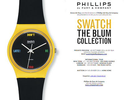 Asta Swatch Phillips de Pury Hong Kong 4