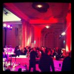 Biennale-party a Ca' Giustinian 7