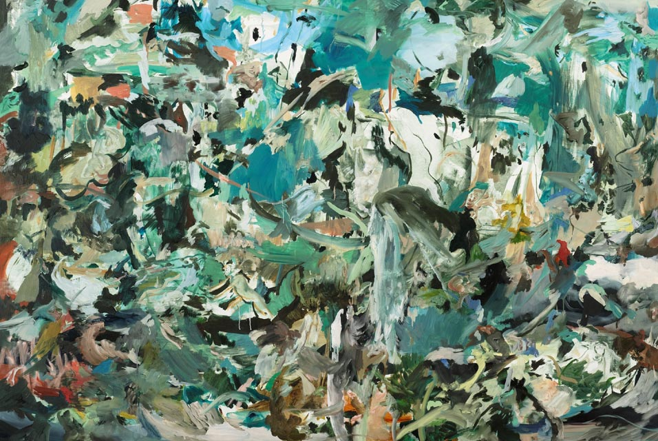 Cecily Brown - Don't Bring Me Down