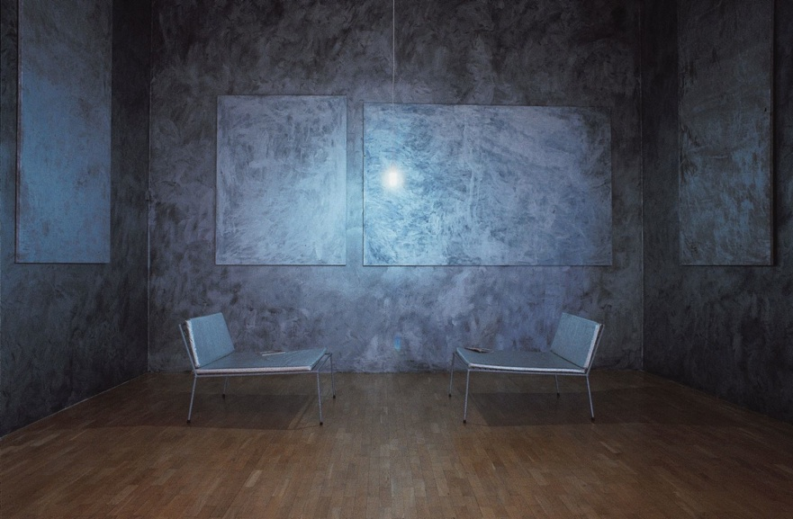 Franz West – Moonlight (installazione) (Courtesy Whitechapel Art Gallery, London, 2003